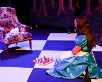 THROUGH THE LOOKING GLASS (AND WHAT ALICE FOUND THERE) @ Studio 411 gets 7/10