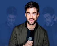 JACK WHITEHALL Stood up stand-up
