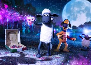 WIN! SHAUN THE SHEEP: FARMAGEDDON Movie tickets