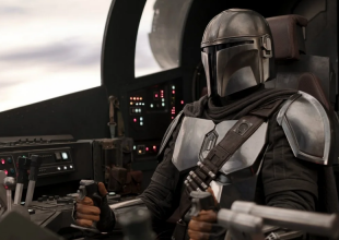 THE MANDALORIAN gets 7/10 Loth Wolf and Cub