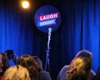 THE LAUGH RESORT Providing the lols at Fringe 2020!