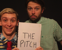 THE PITCH Life's a pitch (all profits to bushfire relief)