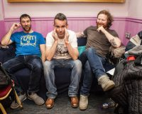 MCLUSKY* The X-Press Interview
