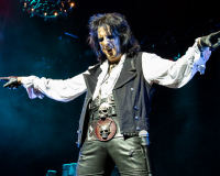 ALICE COOPER @ RAC Arena gets 7.5/10
