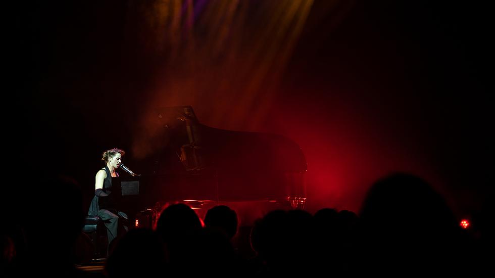 AMANDA PALMER @ Perth Concert Hall gets 8.5/10