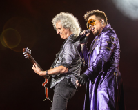 QUEEN + ADAM LAMBERT @ Optus Stadium gets 9/10