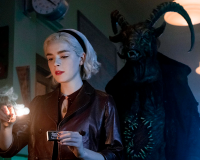 CHILLING ADVENTURES OF SABRINA (S3) gets 7.5/10 Heating up