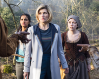 DOCTOR WHO (S12) gets 8/10 A zany ride through time