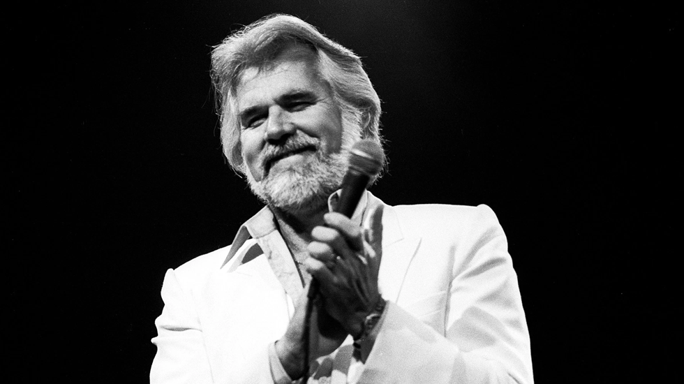 KENNY ROGERS Saying goodbye to The Gambler
