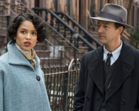 MOTHERLESS BROOKLYN gets 6.5/10 An institution is the lengthened shadow of one man