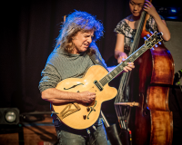 PAT METHENY @ The Astor gets 9/10