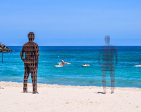 SCULPTURE BY THE SEA Cottesloe sands transformed