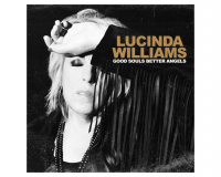 LUCINDA WILLIAMS Good Souls Better Angels gets 7/10