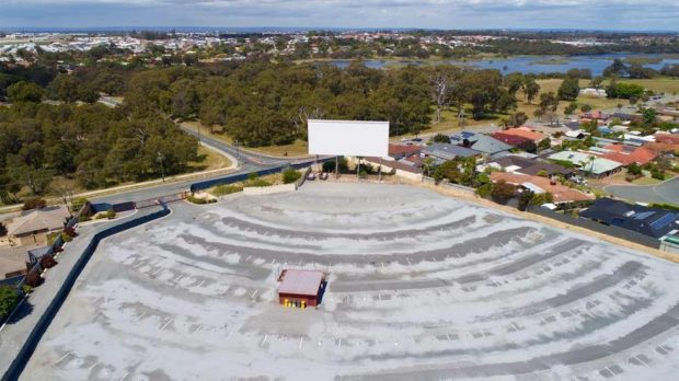 Galaxy Drive In Cinema