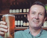 WA PUBS TO REOPEN THIS WEEKEND Cheers, Mark!