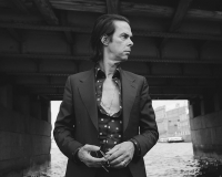 NICK CAVE AND THE RED HAND FILES #2 Wow man, you're looking good!