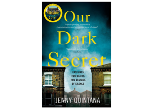 OUR DARK SECRET by Jenny Quintana gets 8/10