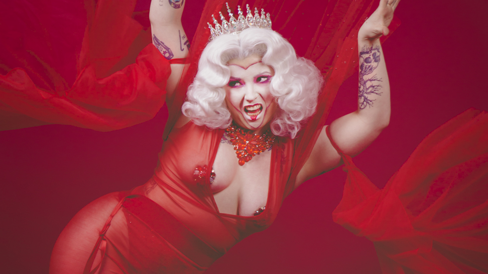 UNLEASHED Live burlesque back at the Rosie