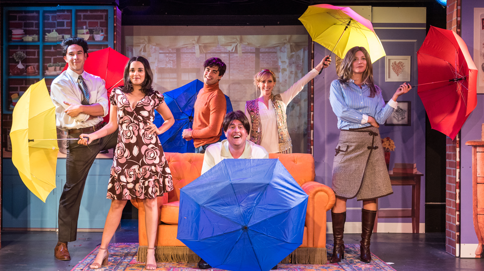 FRIENDS! THE MUSICAL PARODY Making your day, your week, your month, or even your year
