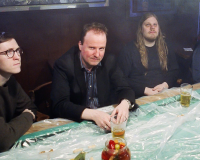 PROTOMARTYR: JOE CASEY The X-Press Interview