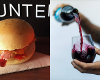 WIN! VINYL CAFE Wine and slider voucher for two