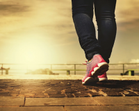 How You Should Count Your Steps When Walking