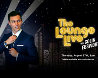 THE LOUNGE LIVE Perth's first late night talk show