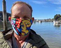 TODD McKENNEY Mask up