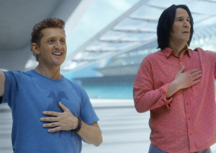 BILL & TED FACE THE MUSIC gets 6/10 Out of tune, dude