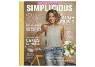 I QUIT SUGAR: SIMPLICIOUS FLOW by Sarah Wilson gets 8/10