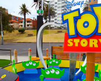WIN! PIXAR PUTT Mini-golf tickets