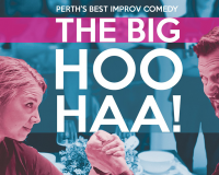 THE BIG HOO-HAA! Celebrate 18th birthday and new home