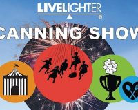 LIVELIGHTER CANNING SHOW A playground for all ages