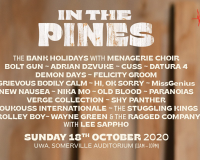 RTRFM'S IN THE PINES Sells out, set times revealed