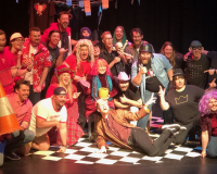 THE BIG HOO-HAA!'S 18TH BIRTHDAY SHOW @ The Dolphin Theatre gets 8/10