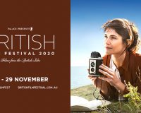 BRITISH FILM FESTIVAL 2020 Smitten with Britain