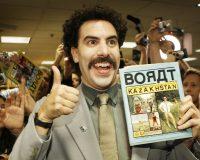 BORAT Making Kazakhstan great again