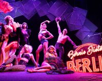 BERNIE DIETER'S BERLIN UNDERGROUND @ Crown Perth gets 9/10
