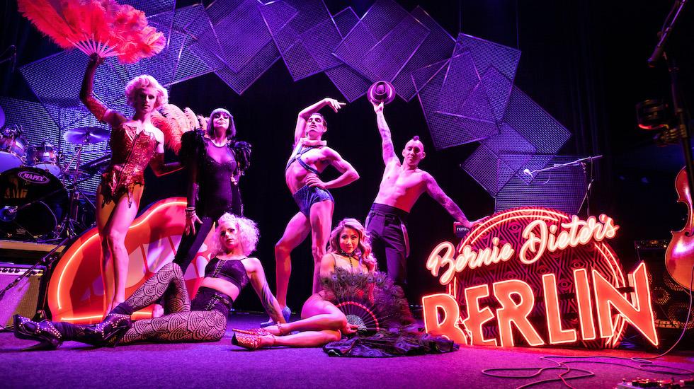 BERNIE DIETER'S BERLIN UNDERGROUND @ Crown Perth gets 9/10