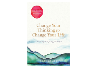 KATE JAMES Change Your Thinking to Change Your Life gets 8/10