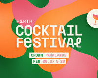 PERTH COCKTAIL FESTIVAL Mixing it up