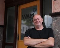 WAM CEO MIKE HARRIS Moving on up