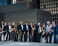 LIBBY HAMMER AND THE METRO BIG BAND Stop! Hammer time