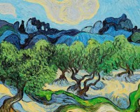 Van Gogh, Dali and Beyond