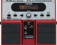 VE-20 Vocal Performer Effects Processor