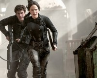 THE HUNGER GAMES: MOCKINGJAY PART 1 Stoking the Flames