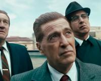 THE IRISHMAN De Niro, Pacino, Pesci, Scorcese