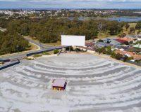GALAXY DRIVE-IN THEATRE Big screen movies are back