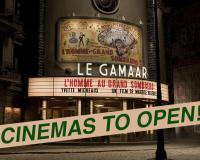 PERTH CINEMAS Finally set to reopen