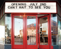 PERTH CINEMAS Back open for business